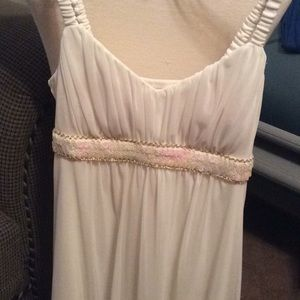 Sweet storm size large dress